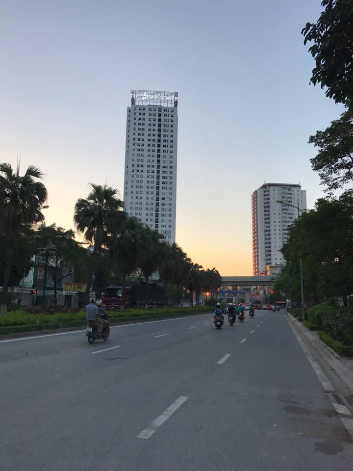 tiến độ chung cư flc star tower tháng 08-2017