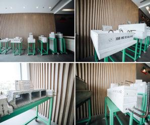Bê tông dự ứng lực được sử dụng tại chung cư Xuân Mai Complex