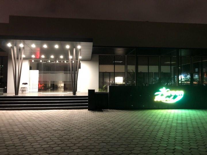 Dự án Green Pearl đẹp lung linh về đêm