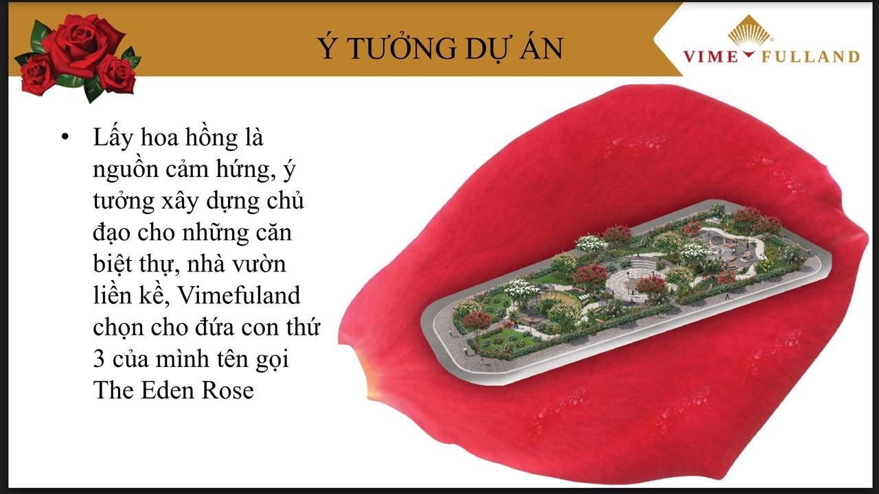 Hoa hồng là nguồn cảm hứng chính