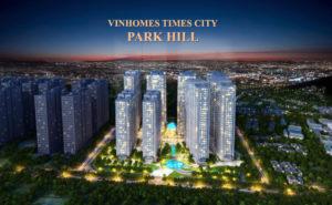 Phối cảnh Park Hill Times CityPhối cảnh Park Hill Times City