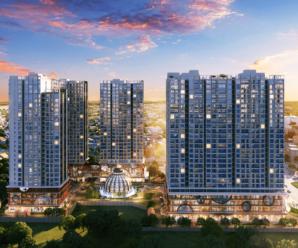 Tiến độ dự án chung cư Hinode City 201 Minh Khai