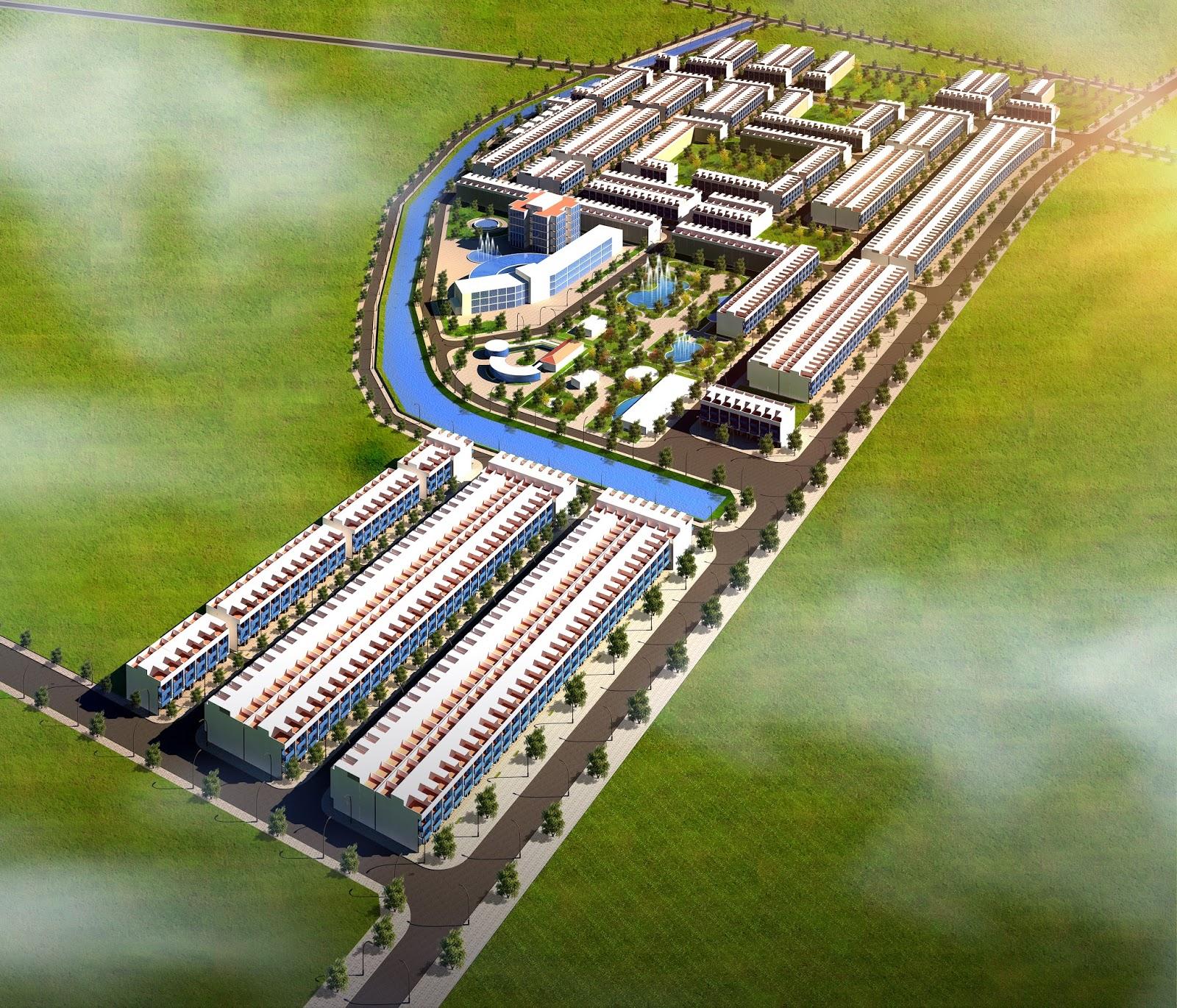 Dự án Thiên Lộc - Đất nền Sông Công