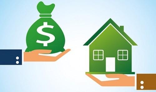 Thuế chuyển nhượng quyền sử dụng đất được xác định theo quy định của pháp luật hiện hành và bảng giá đất của địa phương
