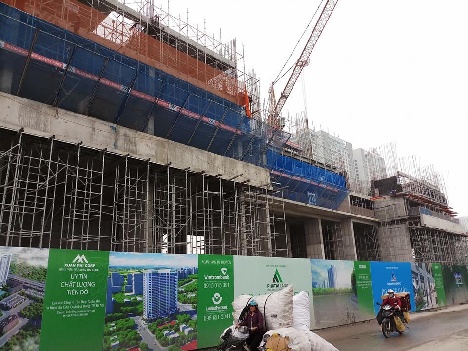 Dự án Eco Dream có tầm nhìn bao quát công viên Chu Văn An rộng 100ha