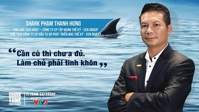 Shark Hưng và thương hiệu BĐS CENLAND