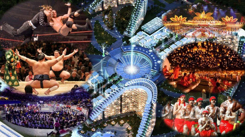 Arena Cam Ranh - Thiên đường giải trí bậc nhất tại Việt Nam và Châu Á