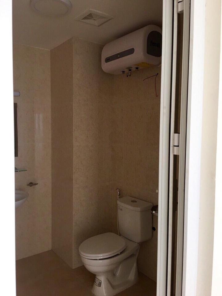 CĐT trang bị 1 bình nóng lạnh cho mỗi căn hộ