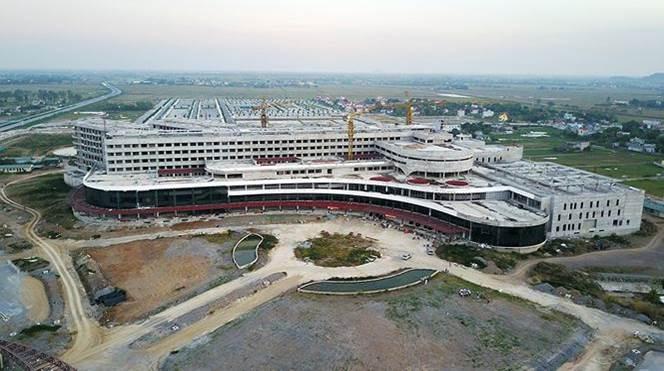 Bệnh viện Bạch Mai đặt cơ sở 2 tại Hà Nam