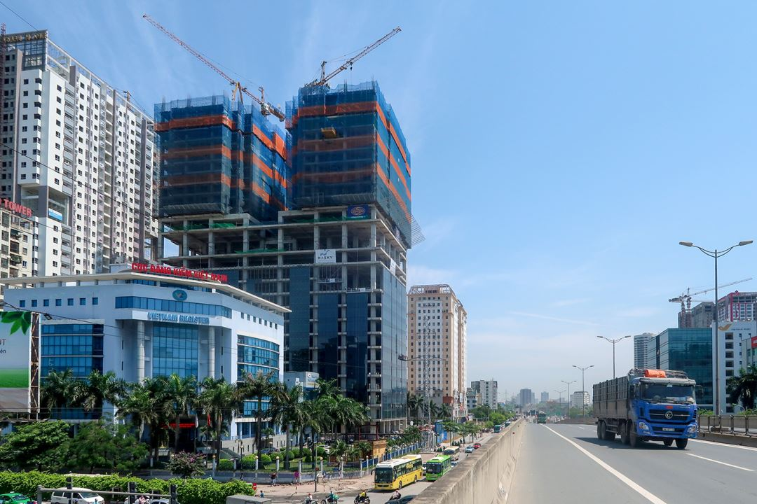 Qua các ứng dụng công nghệ số thông minh 4.0, Sunshine Center được định danh là toà nhà của ánh sáng và công nghệ hiện đại nhất Việt Nam