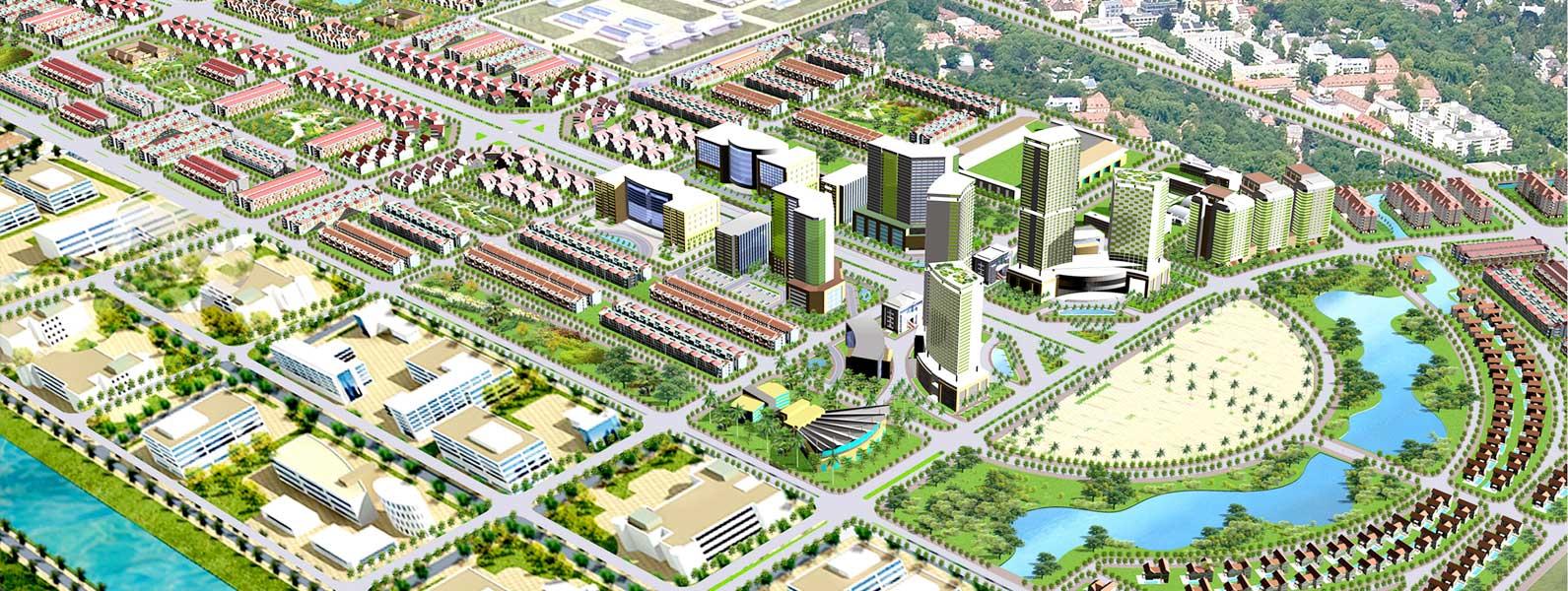 Tổng quan dự án Khu đô thị Nam Hồng Garden, Từ Sơn, Bắc Ninh