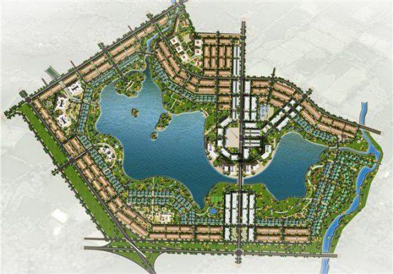 Phối cảnh tổng quan dự án TMS Grand City Vĩnh Yên