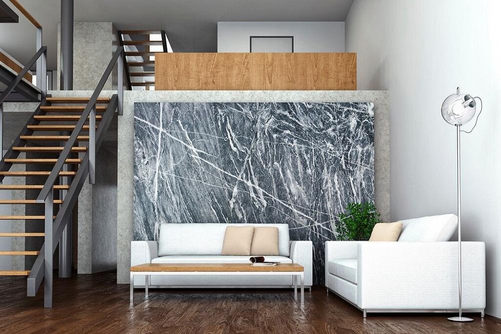 Trang trí phòng khách bằng những nội thất nhỏ, tiết kiệm diện tích