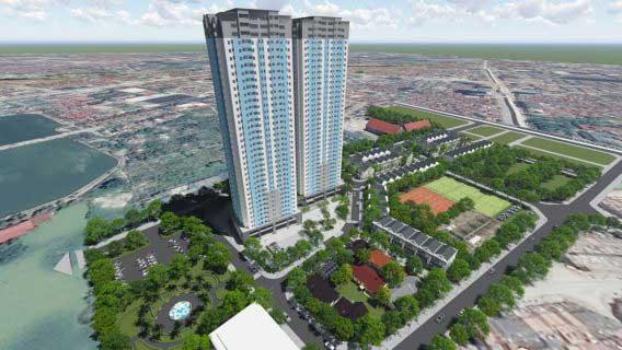 Tổng quan dự án Osaka Complex 48 Ngọc Hồi