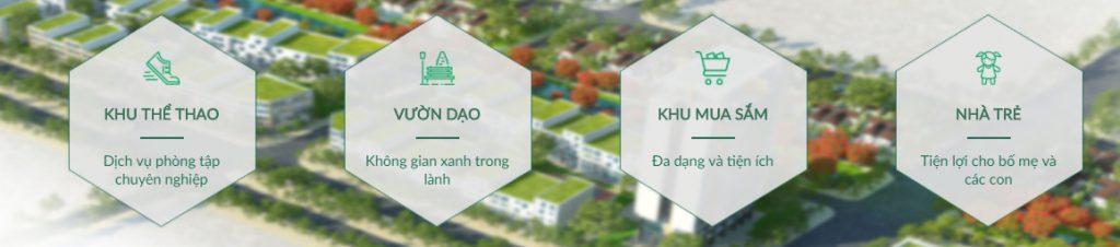 Tecco Thanh Trì với đầy đủ tiện ích của một khu đô thị cao cấp