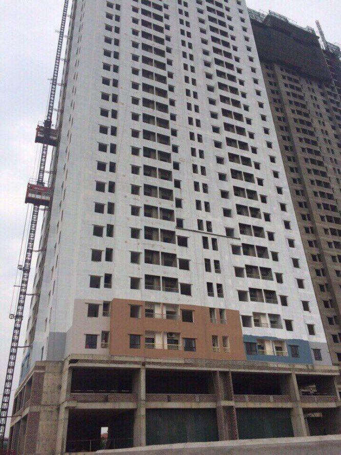 Tiến độ dự án Osaka Complex tháng 04-2018 (2)
