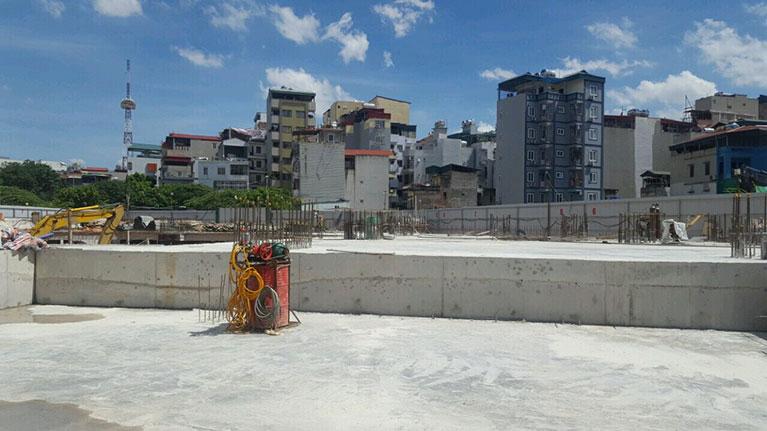 Tiến độ dự án Hateco Láng Thượng tháng 09/2017 (5)