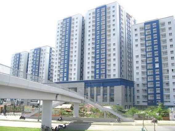 Mua nhà chung cư trả góp đang là lựa chọn phổ biến của người dân