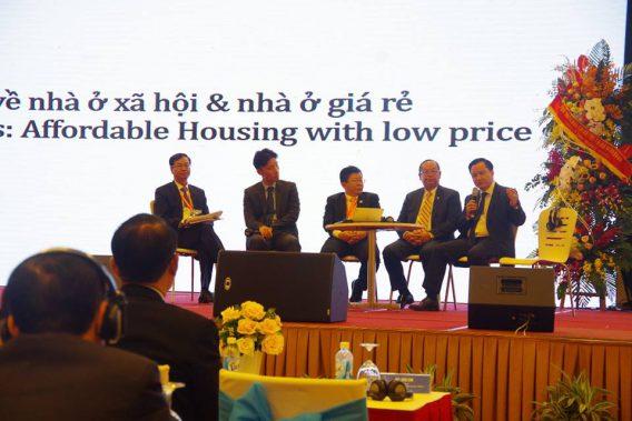 Việt Nam cần nhiều cơ chế, chính sách mạnh mẽ hơn để thúc đẩy nhà giá rẻ phát triển