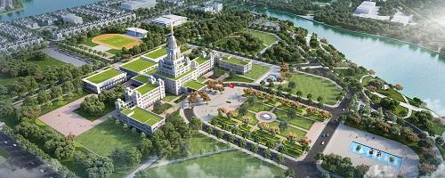 Mỗi dự án VinCity đều hướng đến không gian sống hiện đại cho cư dân.