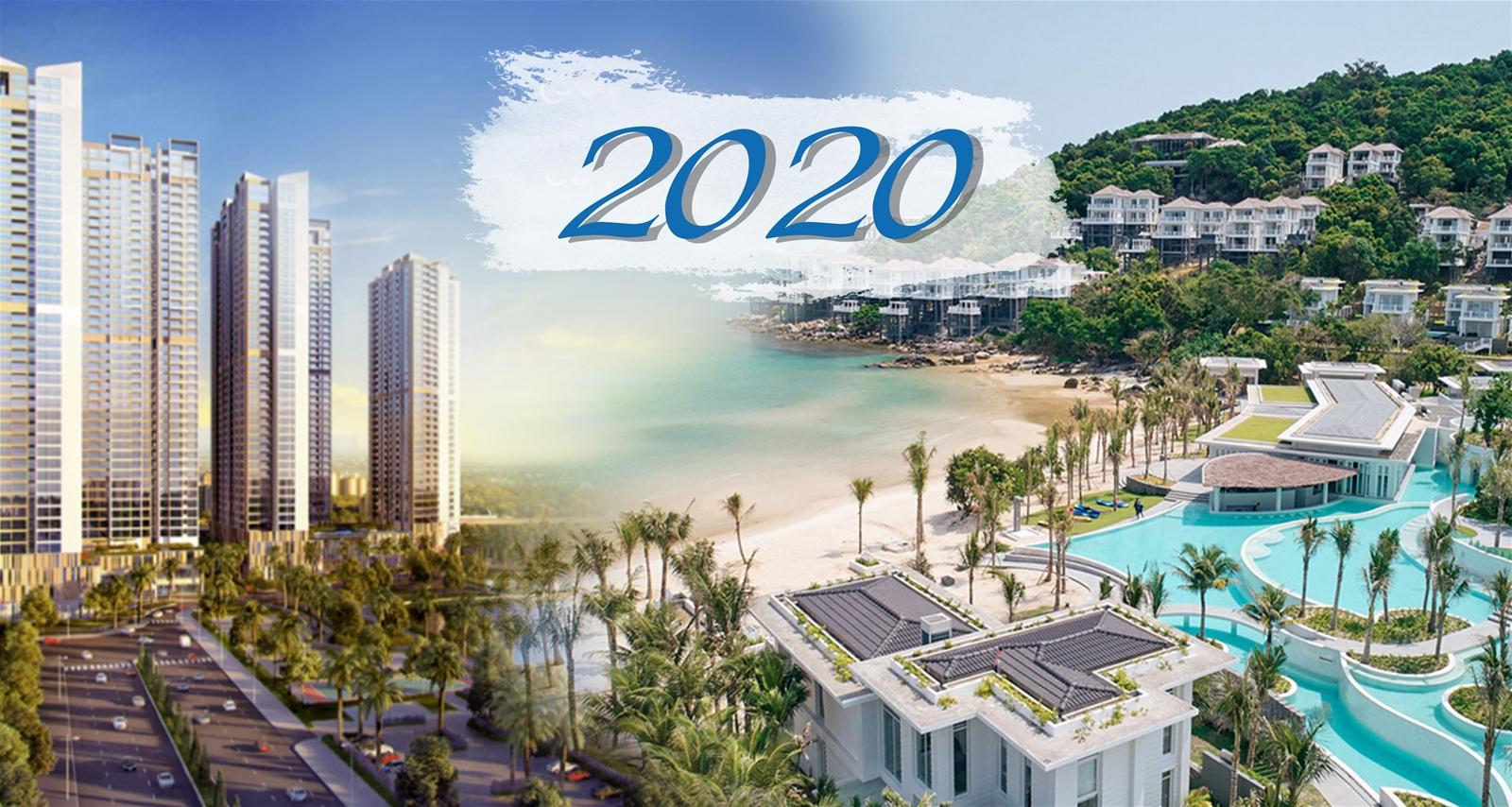 thị trường bất động sản 2020