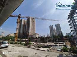 Tiến độ dự án Phú Thịnh HTV Complex tháng 8/2019 (2)