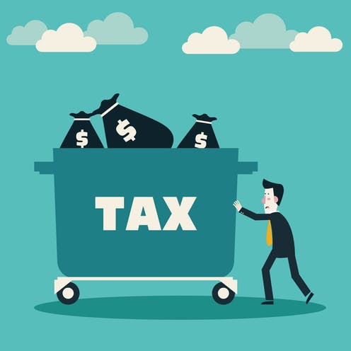 trốn thuế bất động sản doanh nghiệp